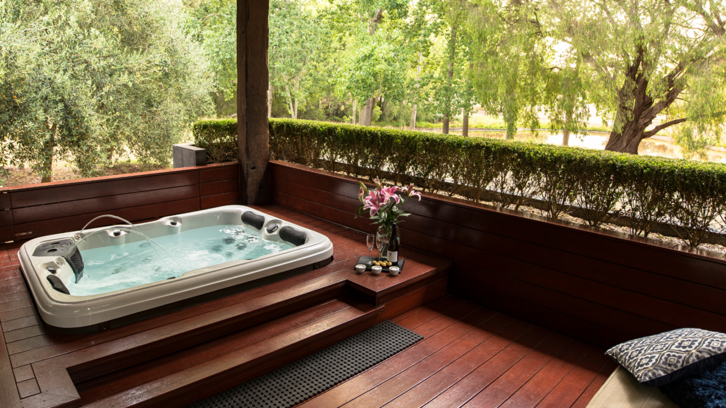 Botanica Spa Villa Accommodation in Losari Retreat Margaret River
